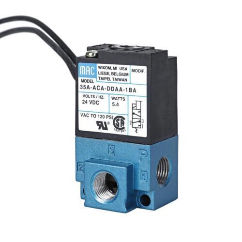 24V MAC ECU 3 Port Electronic Boost Control Solenoid Valve 35A-AAA-DDAA-1BA PWM