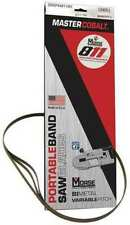 Morse Zwep35811mc Portable Band Saw Blade35 38inpk3