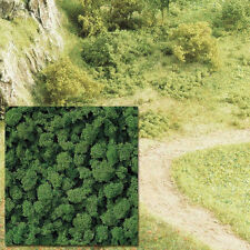 Light Green Micro Flock Foliage Sheet 150x250mm Busch 7341