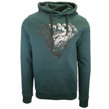 Bench Men's Pine Green Ground Up Pullover Hoodie