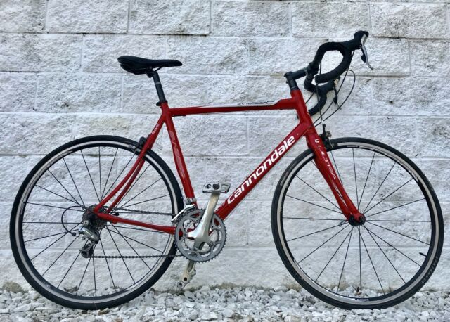 Cannondale Synapse 58cm, 2x9, 700C Racing Road Bike w/ Full Tiagra + Carbon  Fork