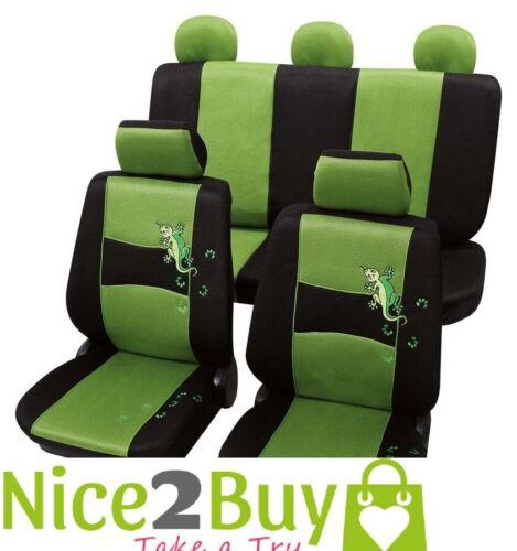 Hilux Extra Cab à partir de 07-12 Gecko Vert//Noir Sch Toyota Hilux Double Cab dès 06-12