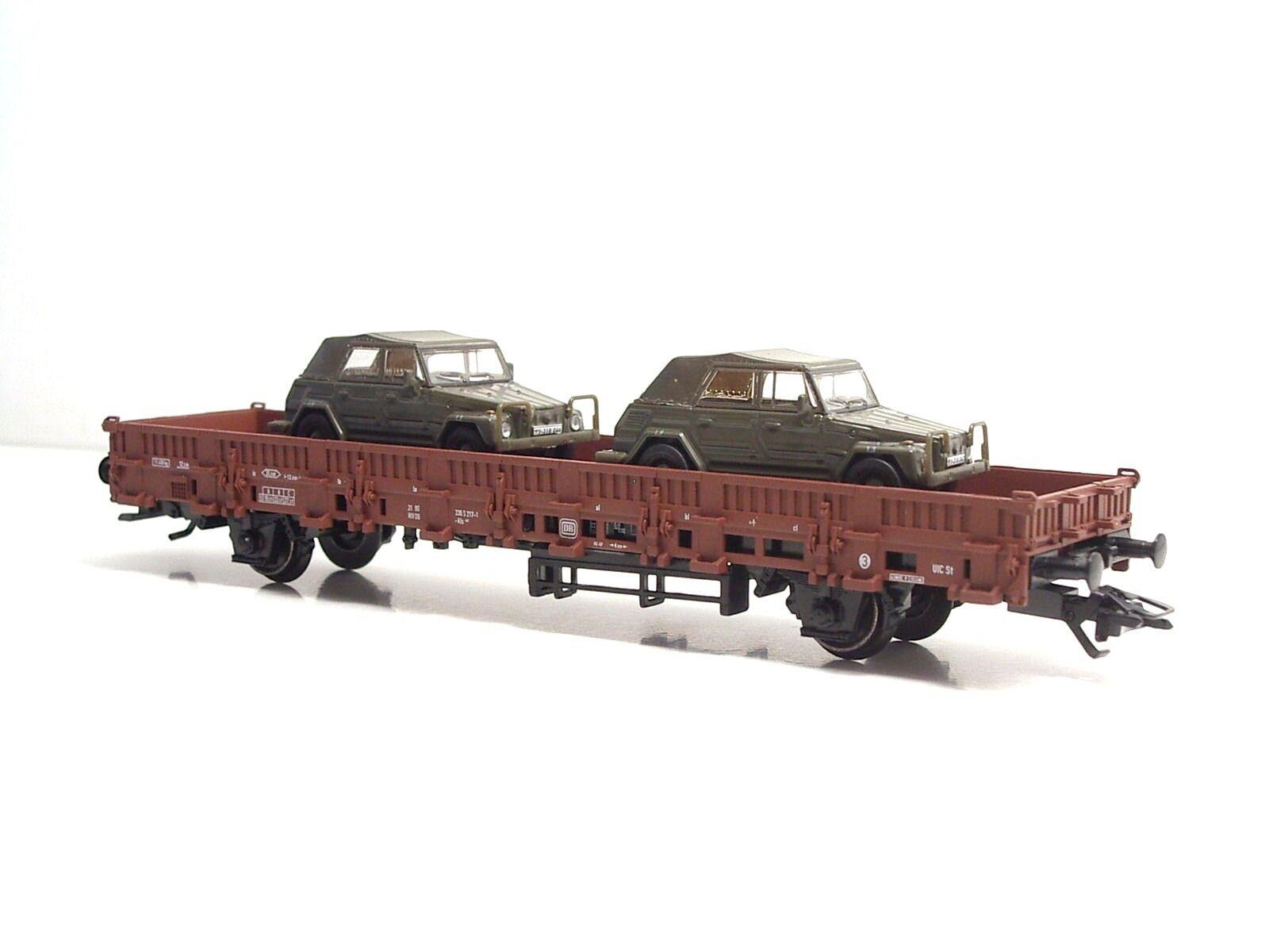 MÄRKLIN 46957 DB   Kls + 2 x  Kurierwagen    4MFOR - Scala 1 87