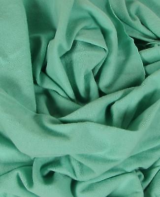100/% Organic Cotton Lightweight Jersey By the Yard