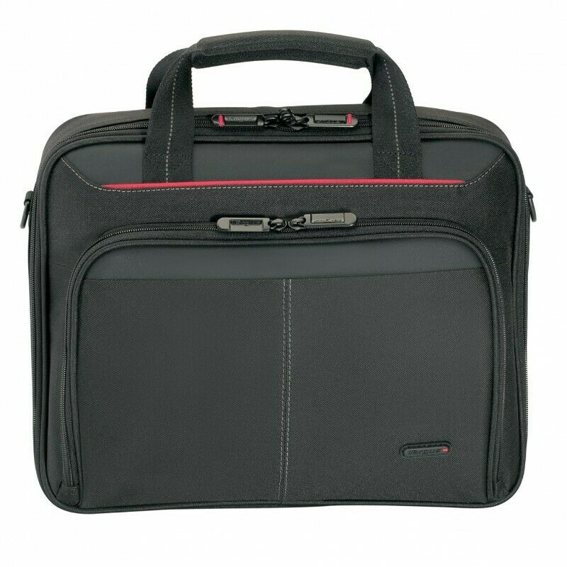 TARGUS CLASSIC CLAMSHELL LAPTOP BAG 15.6 INCH | INCLUDES STRAP | EXCELLENT CONDITION