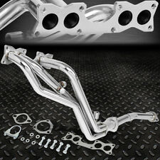 Stainless Steel Exhaust Header Manifold for 90-97 Nissan Hardbody D21 Pickup 2.4