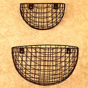 Good Image Is Loading New Primitive French Country Chic 2 WIRE WALL