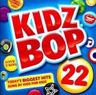 Kidz Bop 22 by Kidz Bop Kids (CD, 2012, Razor & Tie)