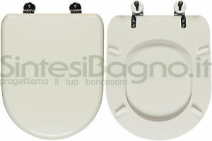 Toilet seat sintesibagno made for dolomite wc clodia for Dolomite serie clodia