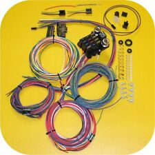 toyota land cruiser ignition wires complete wiring harness imc scout ii toyota land cruiser fj40 ford bronco truck