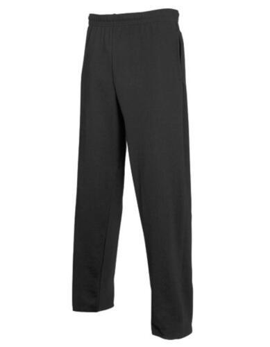 Lightweight Open Hem Jog Pants Jogging-Sport-HoseFruit of the Loom