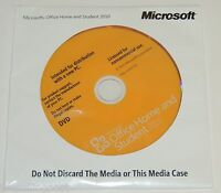 Microsoft Office Home And Student 2010 - Dvd & Coa / Product Key - 1 User