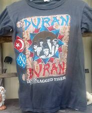 Vintage 80s Duran Duran Seven And The Ragged Tiger T Shirt *RARE*