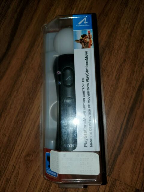 Sony PlayStation Move Motion Controller for PS3 VR PS4 CECH-ZCM1U NEW SEALED
