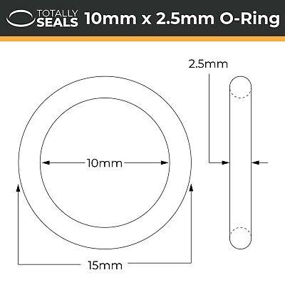 0 mm O-Ring 10x2