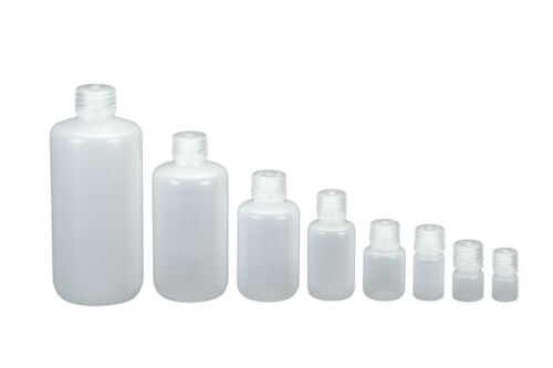 tailles de 7,5 ml à 1000 ml Nalgene Bouteille rond