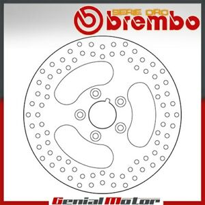 Disco-Freno-Fijo-Brembo-Oro-Posterior-Harley-Davidson-Xlh-883-883-1970-gt-1984