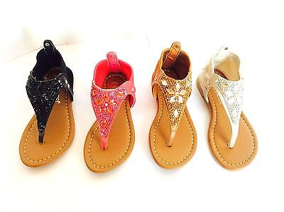 New born Baby Toddler Girls animal booties elastic  flats  slippers