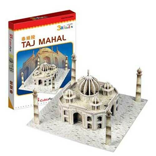3D Puzzles Cubic Fun Many Options /& Designs