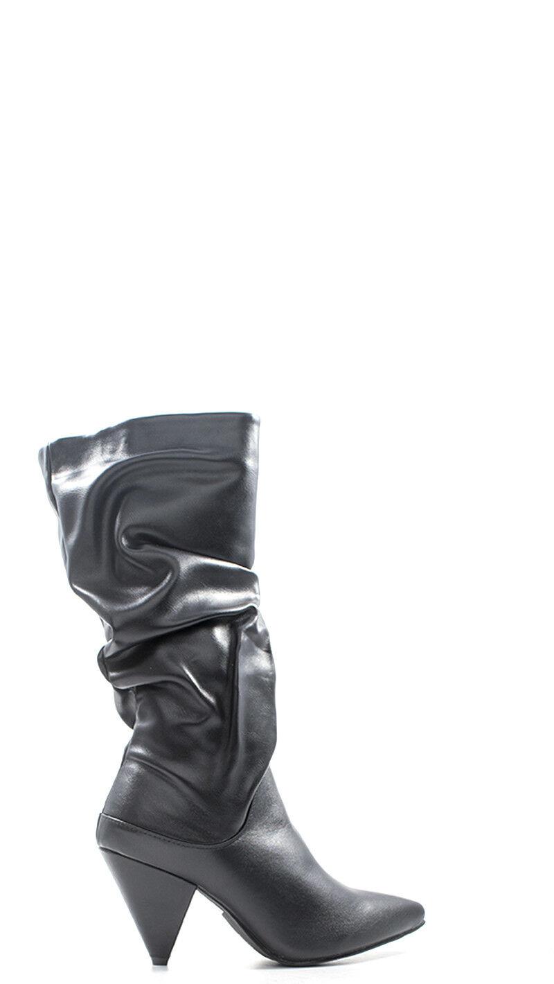 Chaussures emidi 'Femme noir PU 59858 bispelle-Ne