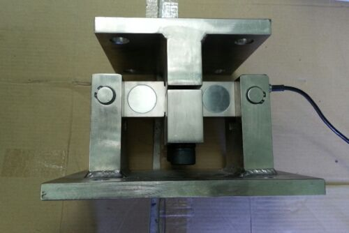 Silo  Weighing Kit with 4 load cells suitable for 30000kg*10kg cap 11t each