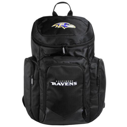 Weitere Ballsportarten NFL Baltimore Ravens Rucksack Backpack Backbag Bag Traveler Football Tasche