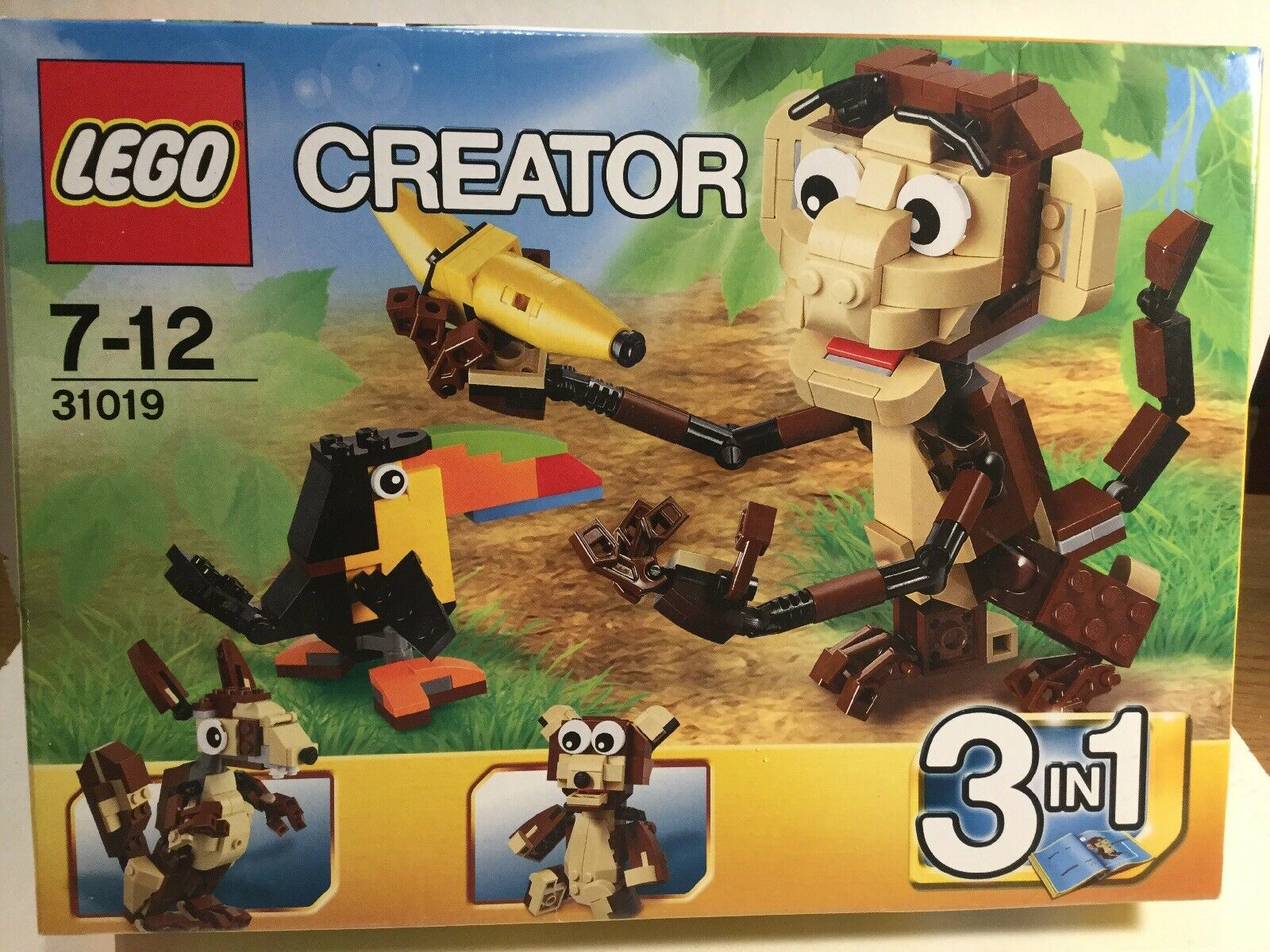 Lego Creator 31019 New In sealed Box
