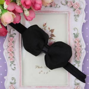 Baby-Girls-Hairband-Bow-Soft-knot-Elastic-Band-Headband-Flower-Hair-Kids