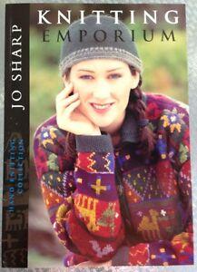 Jo sharp knitting pattern books