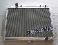 Fit For 5.2l 318cu La V8 26 Core Aluminum Radiator 2 Row