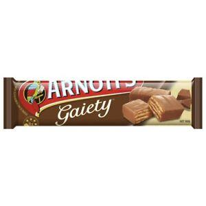 Arnott's Gaiety Chocolate Biscuits 160g