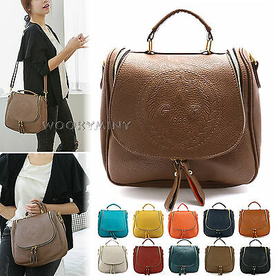 New Women Fashion Handbag Korea Style Cross Body Bag Messenger Tote Shoulder Bag