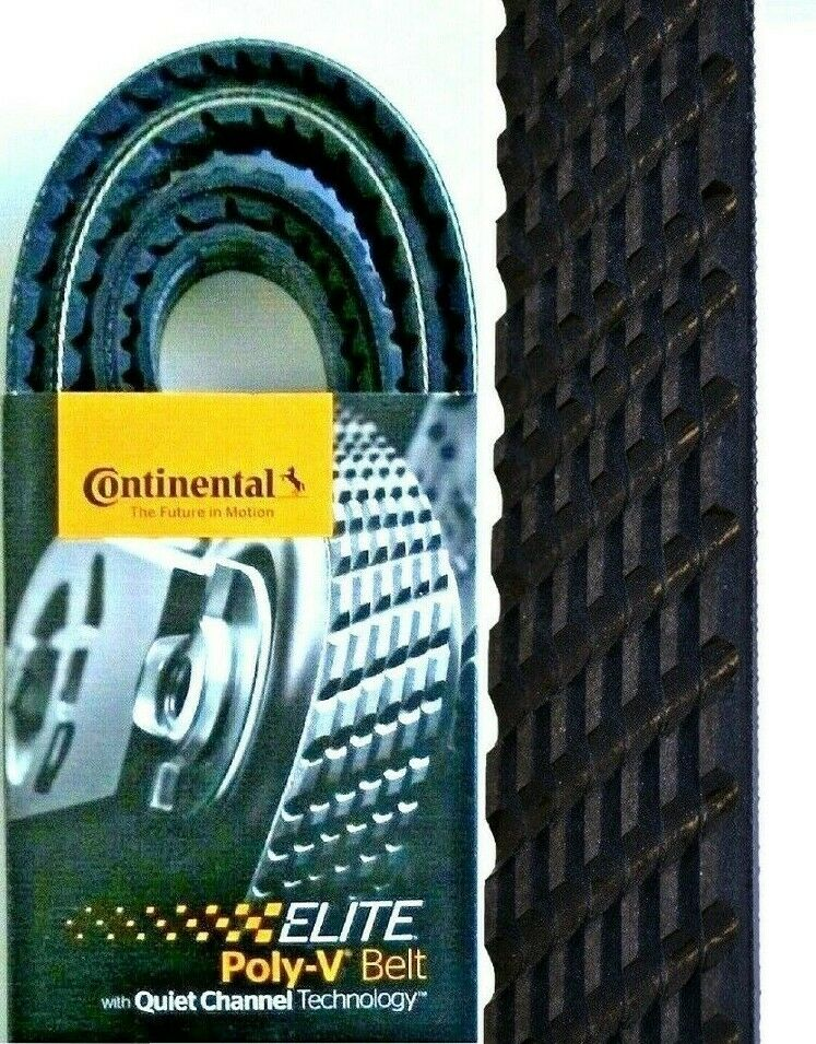 Continental 4080945 8-rib 94.5 Multi-V//Serpentine belt