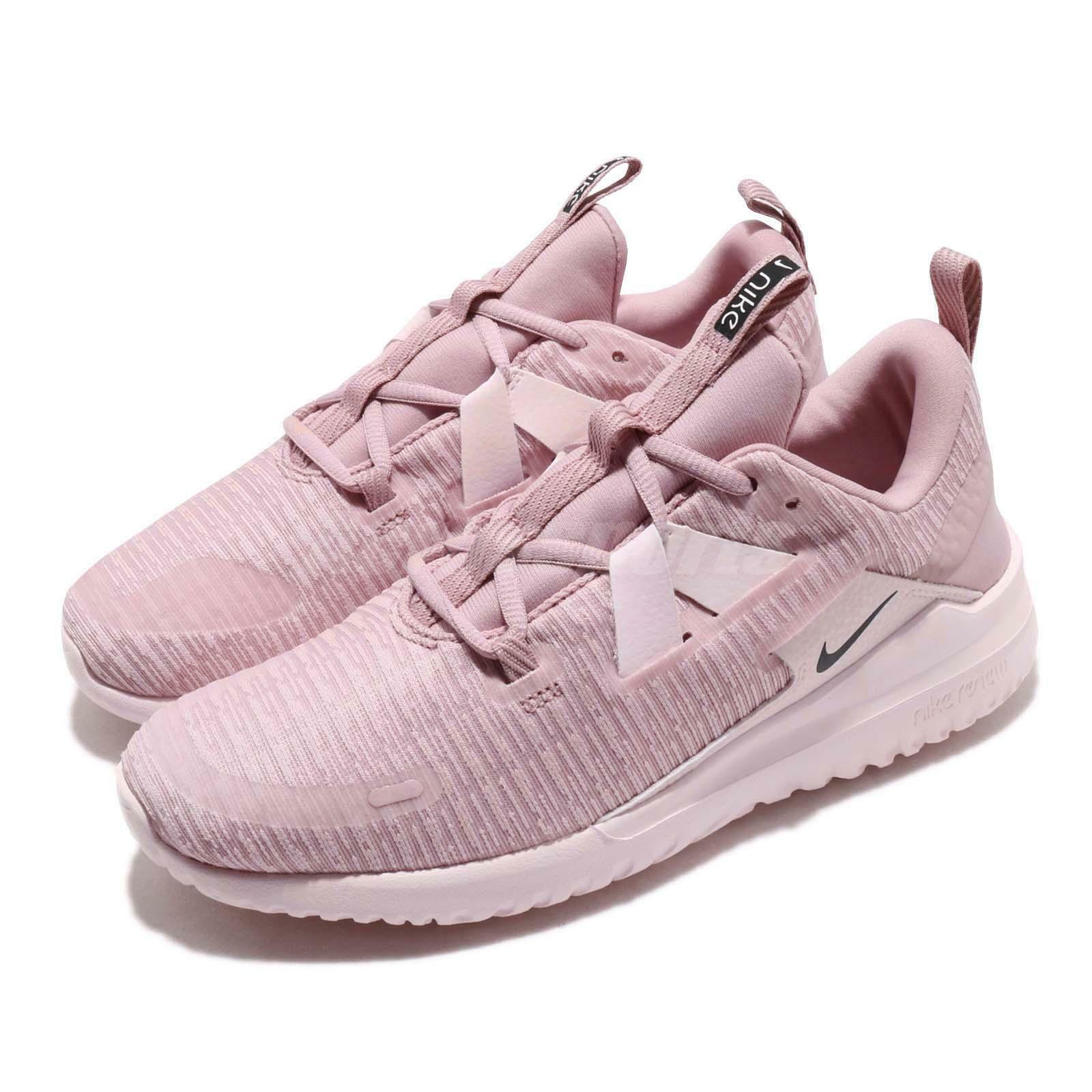 Nike Wmns Renew Arena Plum  Chalk Pale Pink Women Running shoes Sneaker AJ5909-500  first-class quality