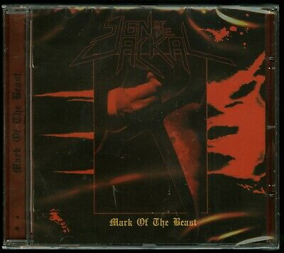 Sign Of The Jackal Mark Of The Beast CD new High Roller ...