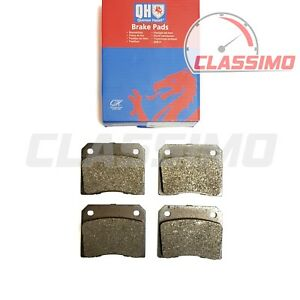 Rear-Brake-Pads-Set-of-4-for-JAGUAR-XJ6-XJ12-XJS-XJC-amp-HE-Series-1-2-amp-3-1969-86