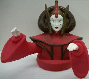 STAR-WARS-QUEEN-AMIDALA-TACO-BELL-PROMO-CUP-TOPPER-LID-1999