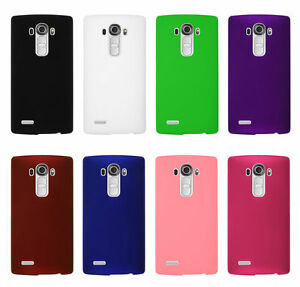 Ultra-Slim-Rubber-Matte-Grossy-Hard-Back-Phone-Case-Cover-For-LG-Vaious-Phones