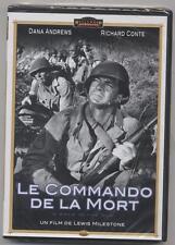 NEUF DVD LE COMMANDO DE LA MORT 1945 SOUS BLISTER ANDREWS CONTE TYNE IRELAND