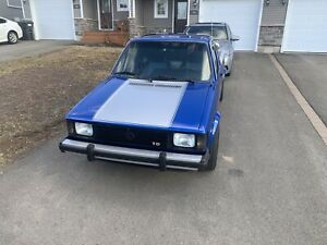 1981 VW Caddy Turbo Diesel!! Mint condition!!