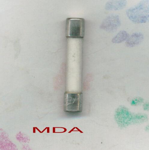 BUSSMAN MDA 3 FUSE  3 AMP 250 VOLT CERMAIC FUSE MDA3