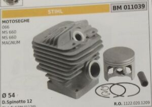 11220201209-CYLINDER-AND-PISTON-COMPLETE-CHAINSAW-STIHL-066-MS-660-magnum-54