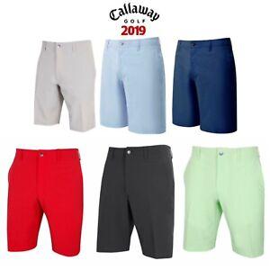 CALLAWAY-2019-CHEV-II-Opti-Stretch-MENS-GOLF-SHORTS