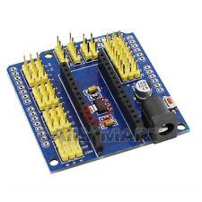 Nano Io Expansion Sensor Shield Module For Arduino Uno R1 30 Duemilanove 2009