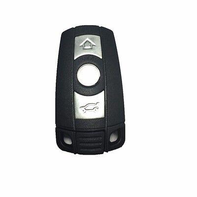 Key Keyless Entry Remote Fob Fit  For BMW 128i 535i 868mhz Uncut 1 3 5 6