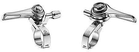 DIA-COMPE ENE CICLO 11S Thumb Shifter Pair