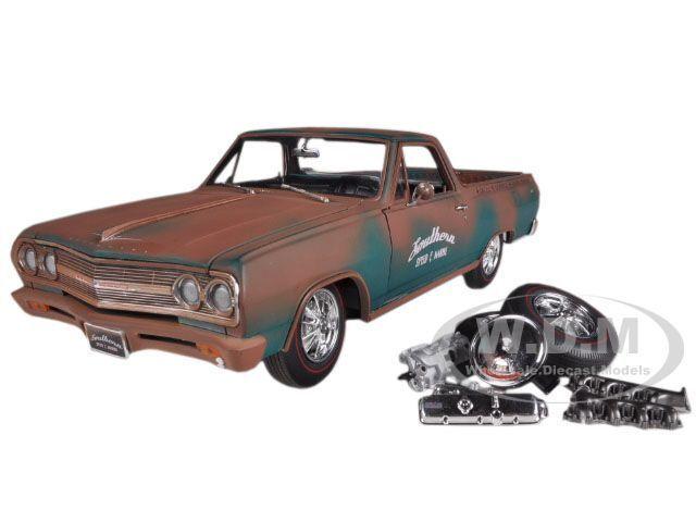 precios ultra bajos 1965 Chevrolet El Camino  el sur de de de velocidad y Marine  1 18 Acme a1805401  online barato