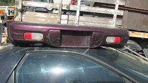 2003 Pt Cruiser Rear Bumper Cover Ebay