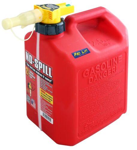 No Spill Kanister 10Liter Benzin Diesel Ersatz Sicherheits Einfüllstutzen 02341