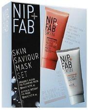 Nip + Fab Skin Saviour Mask Set - Dragons Blood Plumping Mask + Glycolic Mask